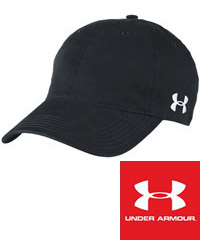The popular Under Armour Sports Team Cap #1282140 can be embroidered with your Company-Club Logo and features a sleek low profile fit. The woven chino fabric is lightweight and is super durable. Available in Black, Red, Sand, Graphite and White. The Cap has a sleek low profile fit. Adjustable strap closure and Heat Gear sweatband wicks away sweat to help keep you cool & dry. For Corporate Sales please FreeCall 1800 654 990